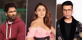 Post Shaandaar, Shahid Kapoor-Alia Bhatt & Karan Johar To Reunite For A Patriotic Film?