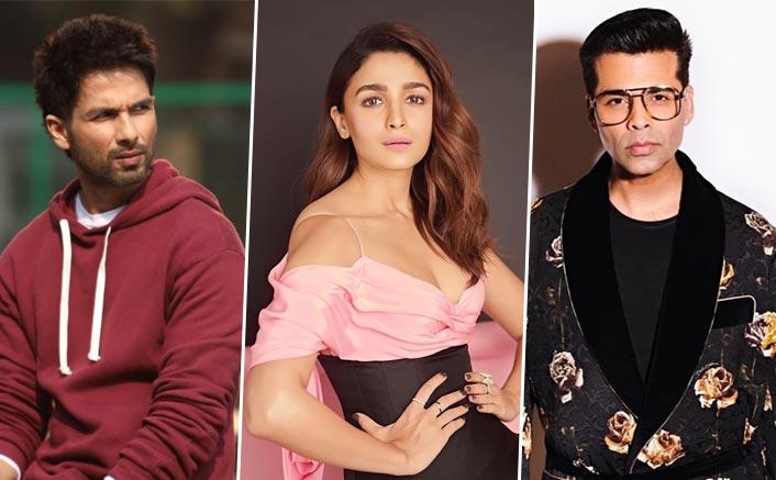 Post Shaandaar, Shahid Kapoor-Alia Bhatt & Karan Johar To Reunite For A Patriotic Film?
