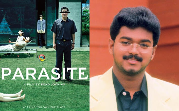 Producer of Thalapathy Vijay's Minsara Kanna To File A Case On The Makers Of Parasite For Plagiarism?