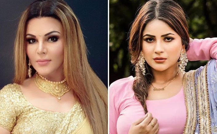 Rakhi Sawant BLASTS Shehnaaz Gill's Father After He Says Don't Want My Daughter To Become Next Rakhi Sawant