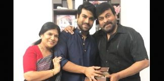 Ram Charan Shares Adorable Pictures Of Parents Chiranjeevi & Surekha On Their 40th Marriage Anniversary; Fans Pour In Love & Wishes