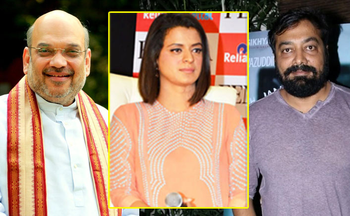 "Rangoli Chandel Lashes Out At Anurag Kashyap Over His Remark On Home Minister, Amit Shah: ""Do Takke Ka Nautanki"""