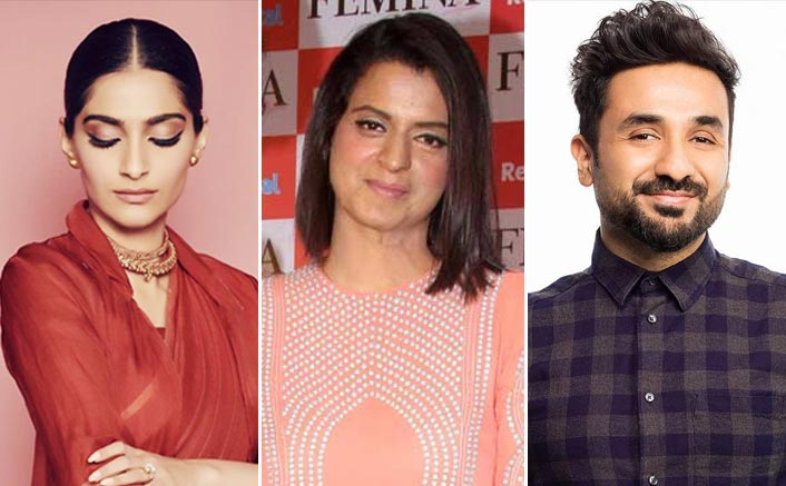 Rangoli Chandel Targets Sonam Kapoor & Engages In A Twitter War With Vir Das