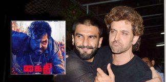 Ranveer Singh & Hrithik Roshan In The Run For The Lead Role In Kaithi Remake?