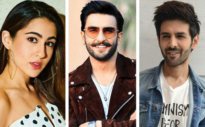 Ranveer Singh Was NOT The Cupid For Sara Ali Khan & Kartik Aaryan, The Actress Confesses
