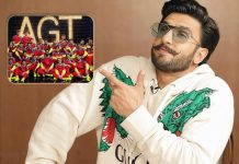 Ranveer Singh's message to US dance show's finalist V Unbeatable