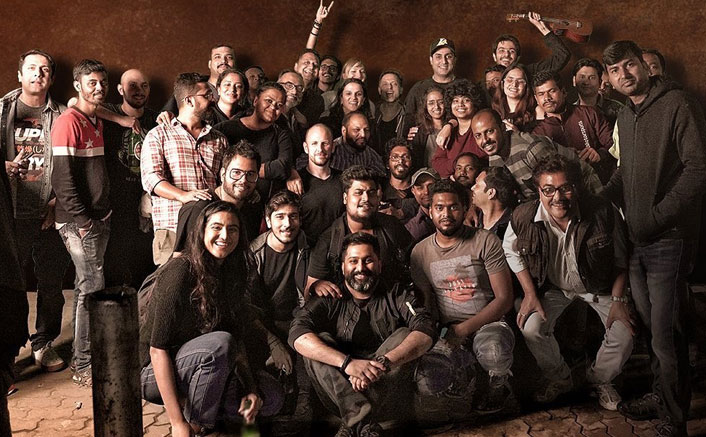 Shah Rukh Khan Backed Bob Biswas Wraps Up Its First Schedule