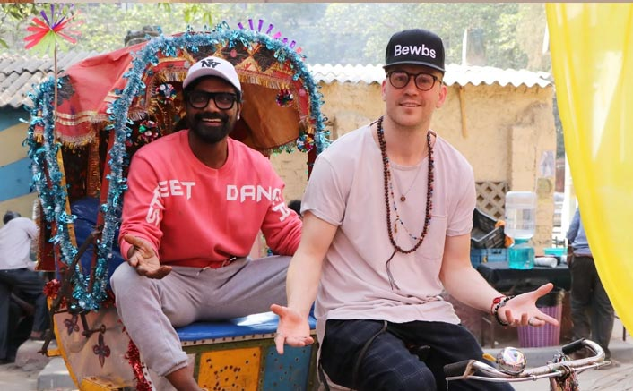 Step Up 2 Star Robert Hoffman Collaborates With Remo D'Souza For 'Aag Ka Gola L.A'