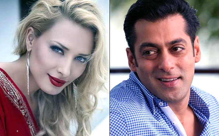 Revealed:Salman Khan's Valentine Plans Finally Revealed & They Certainly Include Iulia Vantur