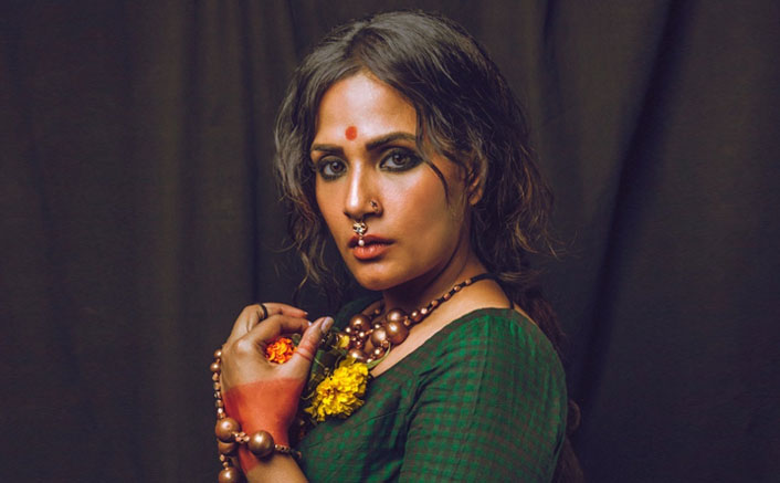 Richa Chadha unveils look from her next film touted to be an intense love drama?