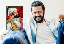 Ritiesh Deshmukh: Chhatrapati Shivaji Maharaj trilogy in multiple languages