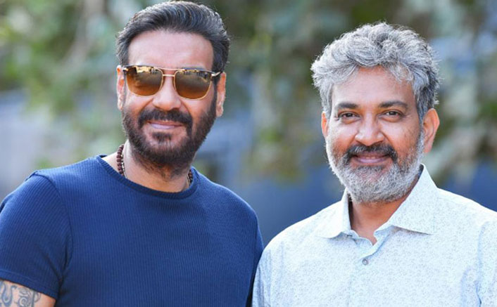 RRR: SS Rajamouli REVEALS Why He Signed Ajay Devgn & Not Anyone Else