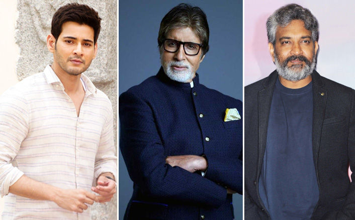 RRR: Amitabh Bachchan & Mahesh Babu To Lend Their Voice For SS Rajamouli's Period Actioner?