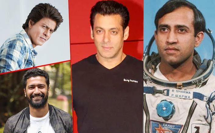 Saare Jahan Se Achha: After Shah Rukh Khan & Vicky Kaushal Turn Down The Film, Makers Approach Salman Khan!