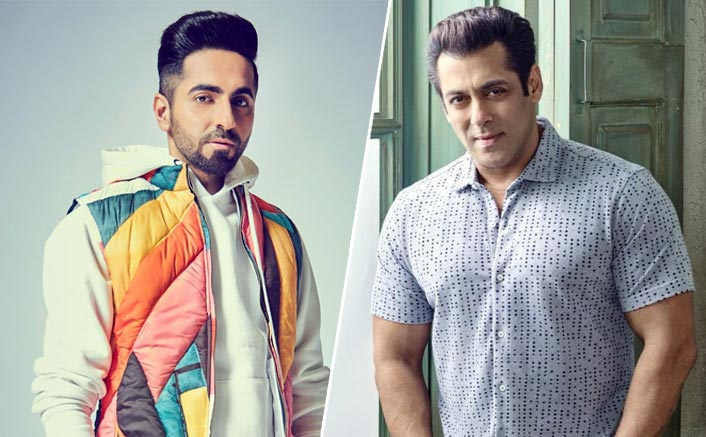 Here's One Thing Common Between Salman Khan & Ayushmann Khurrana Having A Phone Connection
