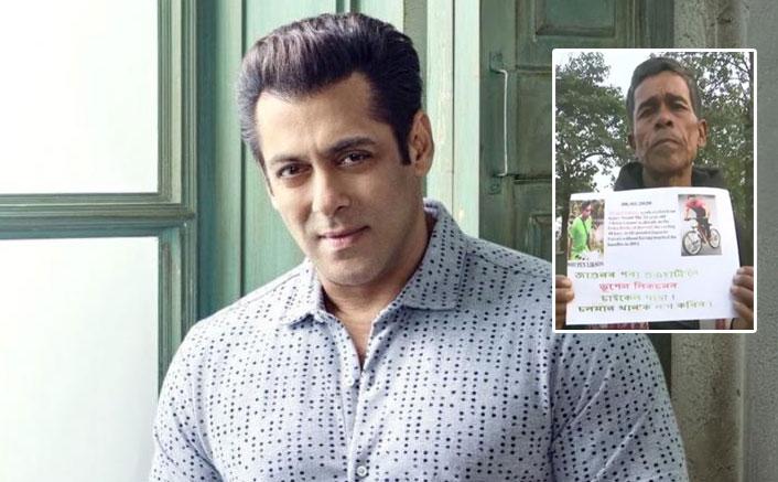 Salman Khan's Fan Cycles For 600 Km To Meet The Megastar In Guwahati