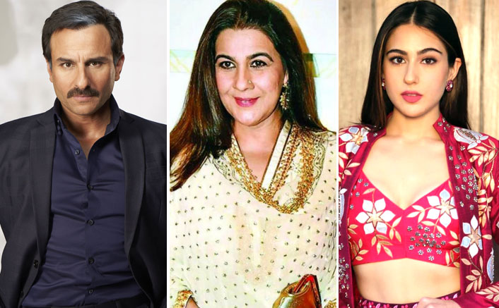 "Sara Ali Khan On Nepotism: ""I Didn't Choose To Be Saif & Amrita's Daughter Though…"""