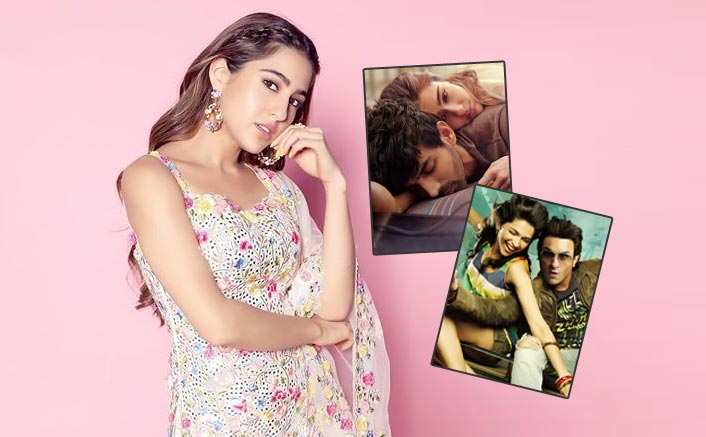 "Sara Ali Khan On Love Aaj Kal Being Compared To Her Dad Saif Ali Khan's Film: "" I'm Not Here To Please The Whole World """