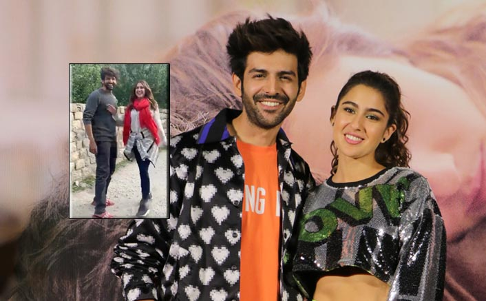 """Love Aaj Kal: """"Bhabhi Kisko Bola?,"""" Asks Sara Ali Khan To Fans Teasing Kartik Aaryan"""