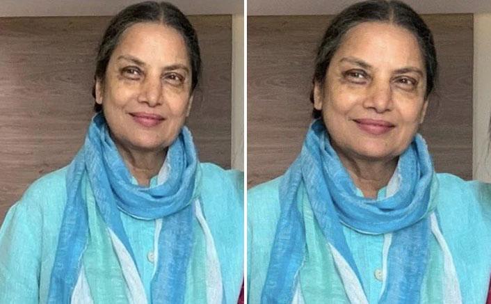 Shabana Azmi is back home from hospital