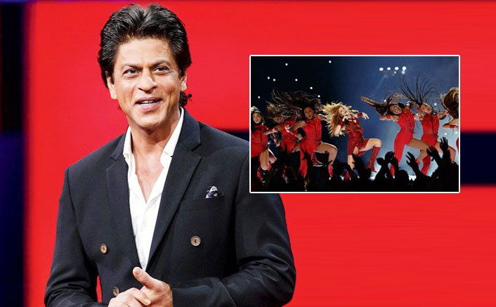 Shah Rukh Khan Can't Stop Praising Pop Star Shakira & We Can't Wait For Her Reaction To The Same!
