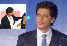 Shah Rukh Khan Helps A PhD Student Get Her Hair Out Of The Coat & Proves That Chivalry Isn't Dead