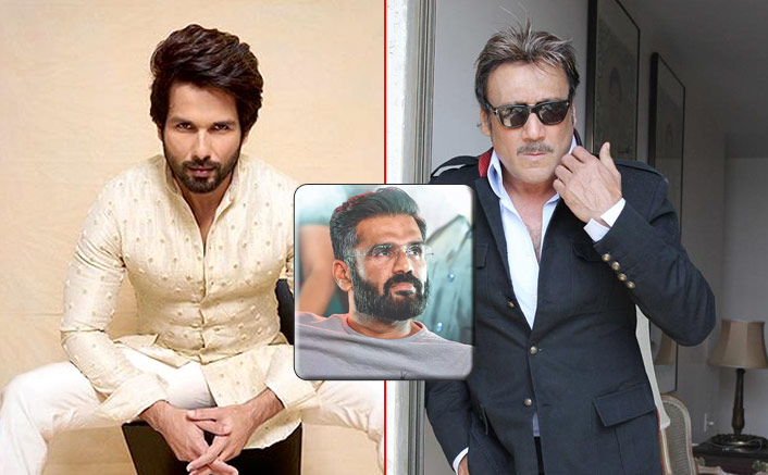 Shahid Kapoor, Jackie Shroff best-dressed men in B-Town: Suniel Shetty