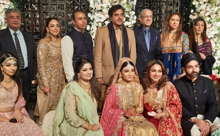 Shatrughan Sinha 'Khamosh'es People Targeting Him For Attending A Wedding In Pakistan