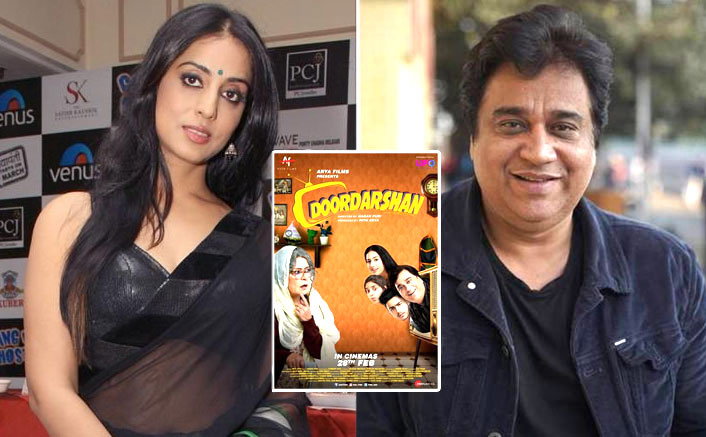 Shooting for 'Doordarshan' the film was 'a nice ride of nostalgia'