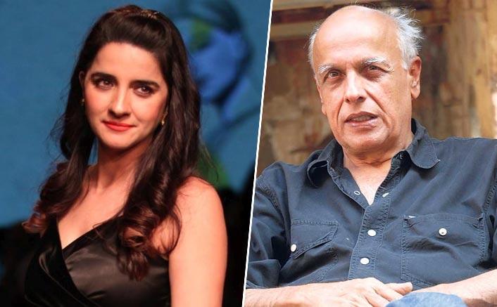 Shruti Seth: Mahesh Bhatt one of most prominent directors
