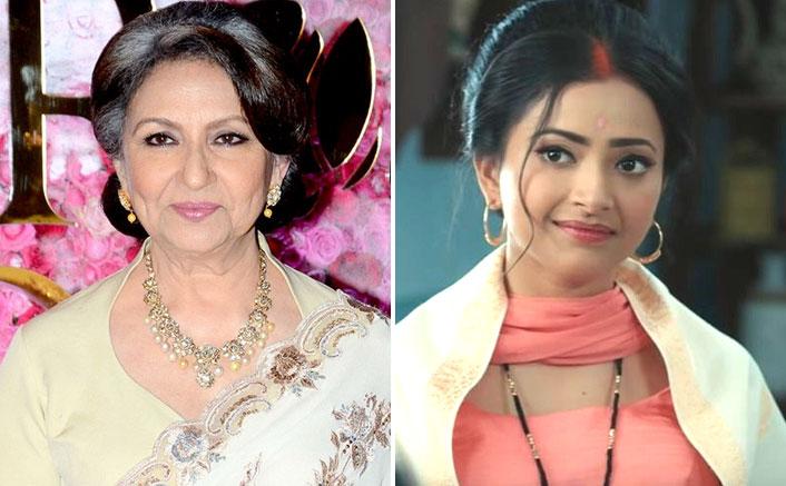 Shweta Basu on recreating Sharmila Tagore's look in 'Shukranu'