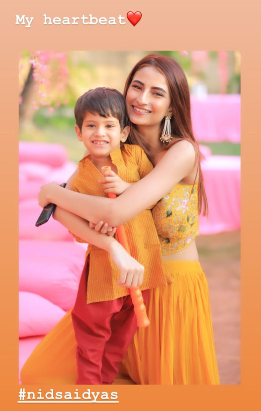 Shweta Tiwari's Daughter Palak Tiwari Looks Like A Ray Of Sunshine In A Bright Yellow Lehenga