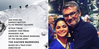 Siachen Warriors: Nitesh Tiwari & Ashwini Iyer Tiwari Come Together For A Film Based On Real Life Soldiers Posted At Siachen