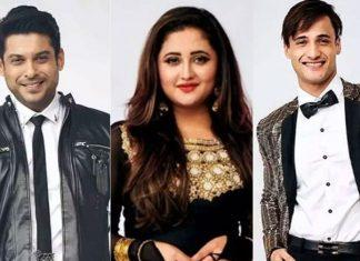 Bigg Boss 13: Sidharth Shukla Most Tweeted Contestant; Asim Riaz, Rashami Desai Follow!