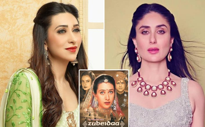 Sisters Kareena Kapoor Khan & Karima Kapoor Might Come Together For The First Time For A Sequel To Zubeidaa?