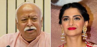 Sonam Kapoor Slams RSS Chief Mohan Bhagwat For His Divorce Remark, Calls It's A Regressive Foolish Statement