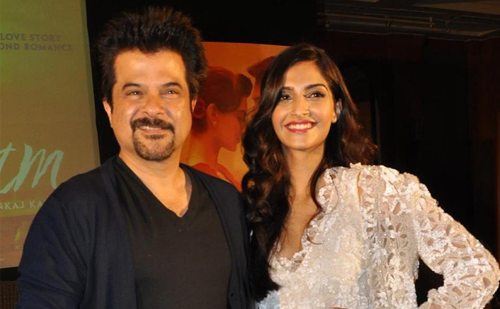 Sonam Kapoor's Father's Day For Anil Kapoor Tweet Slammed By Netizens