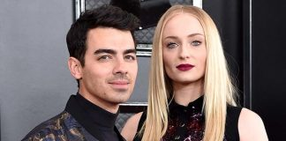 Sophie Turner expecting 1st baby with Joe Jonas
