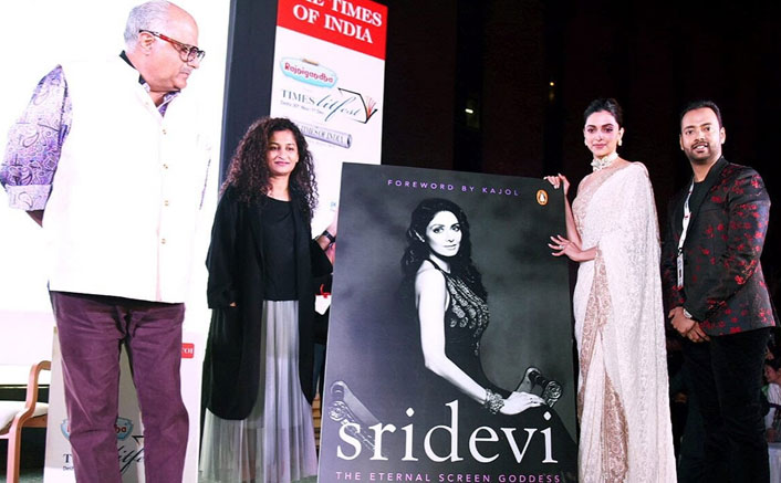 Sridevi's biographer: Wanted to know many things about her