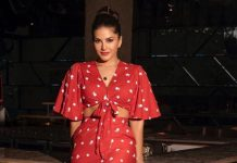 Sunny Leone reveals her hack to stay safe on sets