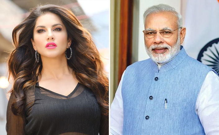 Sunny Leone Wishes To Receive A Hi From PM Narendra Modi
