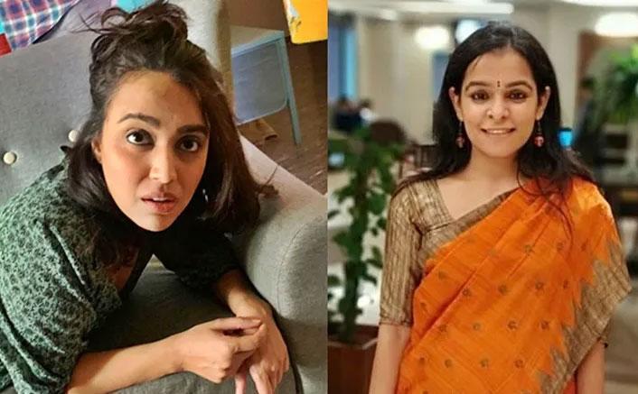 Swara Bhasker Slams Youtuber Gunja Kapoor For Filming In Shaheen Bagh, Calls Her Sick Toxic Woman