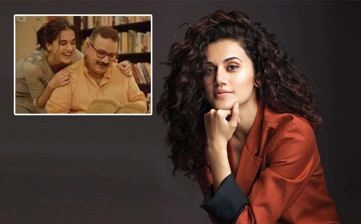 Thappad: Taapsee Pannu Shares Interesting Details About Her Character's Equation With On-Screen Father Kumud Mishra