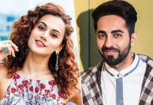 "Taapsee Pannu Continues Giving Befitting Replies, This Time Hits Back For Being Called ""Female Ayushmann Khurrana"""