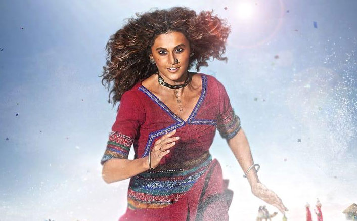 Thanks To Rashmi Rocket, Taapsee Pannu Is Now A Fitness Inspiration For A College Gym