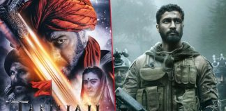 Tanhaji Box Office (Worldwide): Ajay Devgn's Period Drama Goes Past The Lifetime Of Uri: The Surgical Strike