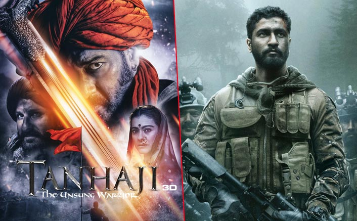 Tanhaji Box Office (Worldwide): Ajay Devgn's Period Drama Goes Past The Lifetime Of Uri: The Surgical Strike