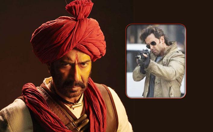 Tanhaji Box Office (Worldwide): Surpasses Hrithik Roshan's Bang Bang