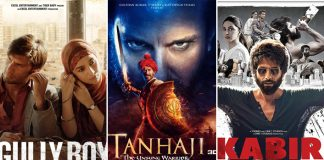 Tanhaji: Not Only Box Office, The Ajay Devgn Starrer TOPS In IMDb Too; Ahead Of Kabir Singh, Gully Boy & Others