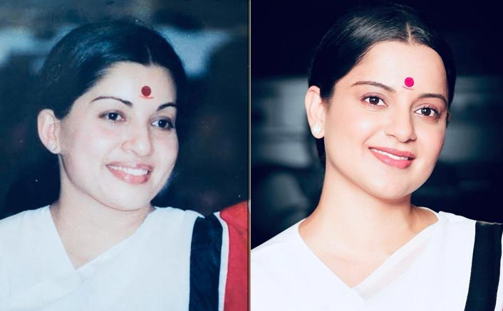 Thalaivi NEW Look: Kangana Ranaut Is A Replica Of Jayalalithaa; Remembers 'Amma' On Her 72nd Birth Anniversary